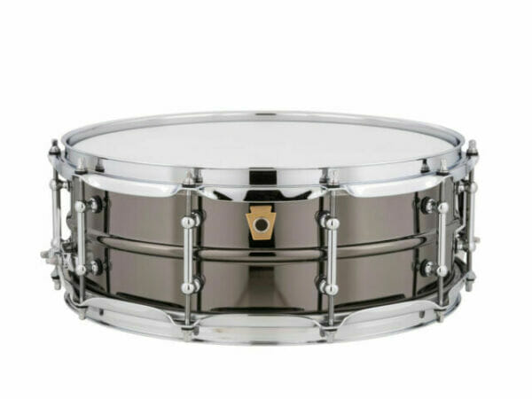 "Ludwig 14x5"" Black Beauty Snare Drum, Tube Lugs"