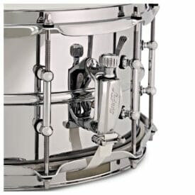 "Ludwig 14x6.5"" Supraphonic Snare Drum, Tube Lugs"