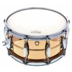 Ludwig 14×6.5″ Smooth Bronze Snare Drum with Imperial Lugs