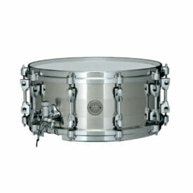 "Tama Starphonic 14"" x6"" Stainless Steel Snare Drum"