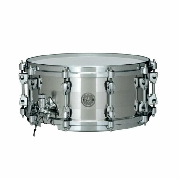 "Tama Starphonic 14"" x6"" Stainless Steel Snare Drum"