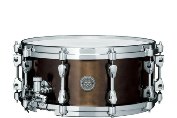"Tama Starphonic 14""x 6"" Bell Brass Snare Drum"