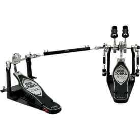 Tama HP900RWN Iron Cobra Rolling Gllide Bass Drum - Pedal W/Case Shell