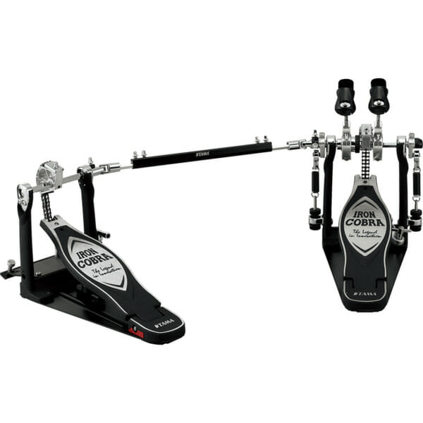 Tama HP900RWN Iron Cobra Rolling Gllide Bass Drum - Pedal W/Case Shell