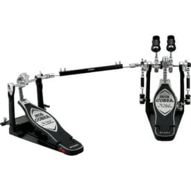 Tama HP900PWN Iron Cobra Double Bass Drum Pedal - W/Case Shell