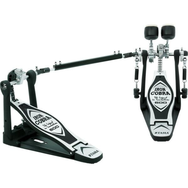 Tama HP600DTW Iron Cobra 600 Series Double Bass Drum - Pedal