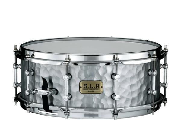 """Tama 14"""" x 5.5"""" Vintage Steel Snare Drum"""