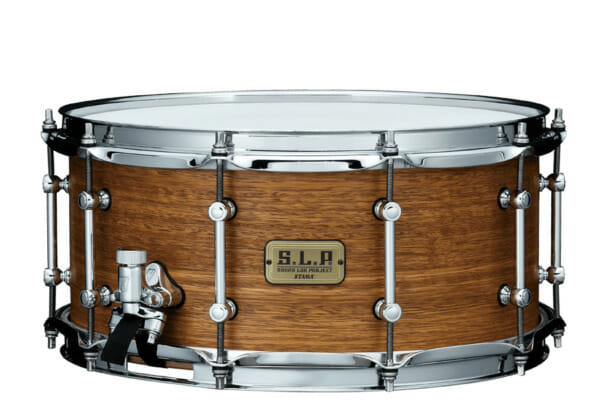 "Tama 14"" x 6.5"" SLP Bold Spotted Gum"
