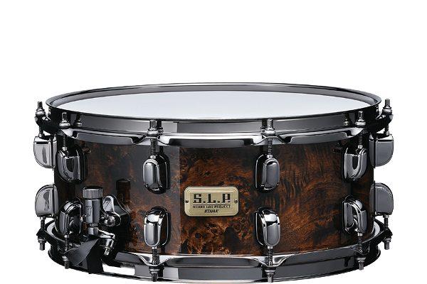 "Tama 14"" x 6"" Snare Drum - Kona Mappa Burl"