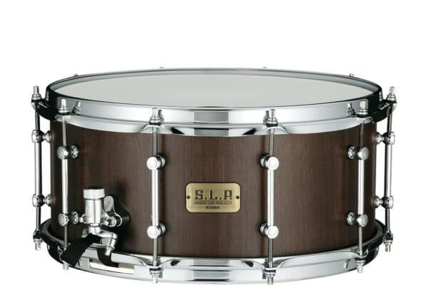 "Tama 14"" x6.5"" Walnut Snare Drum Matte Black"