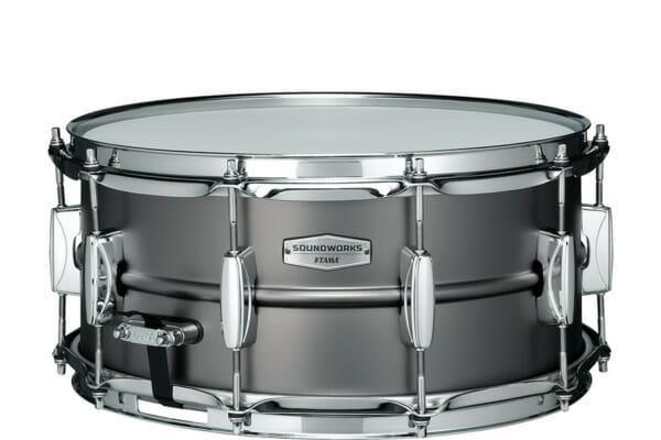 """Tama 14"""" x 6.5"""" Steel Snare Drum"""