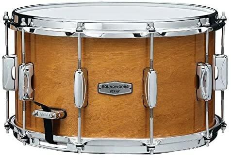 "Tama 14"" x 8"" Kapur Snare Drum - Gloss Amber Kapur"