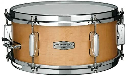 "Tama 12"" x 5.5"" Snare Drum - Matte Vintage Maple"