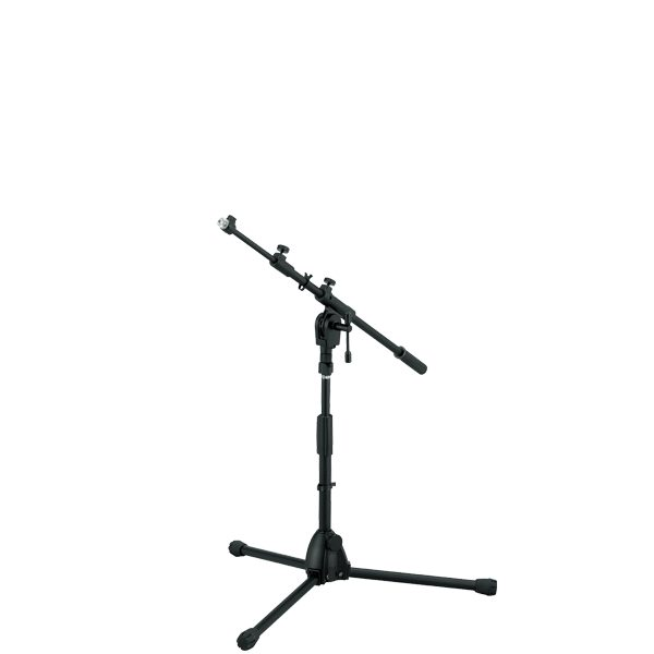 Tama MS436LBK Telescopic Extra Low Profile Telescopic Boom Stand