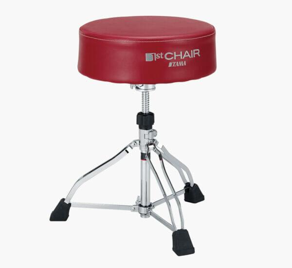 Tama Round Ride XL Drum Throne (Red Seat)