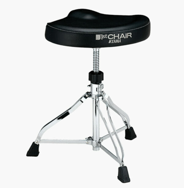 Tama First Chair Drum Throne w/Saddle Seat