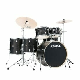 Tama Imperialstar 6 Piece Shell Pack - Black Oak Wrap