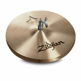"Zildjian 15"" Avedis New Beat Hi-Hat"