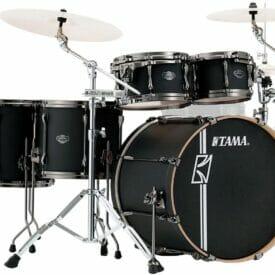 Tama Superstar Hyperdrive 5pc Drum Shell Pack -Flat Black