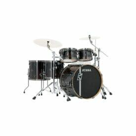 Tama Superstar Hyperdrive 5pc Drum Shell Pack - Dark Mocha Fade