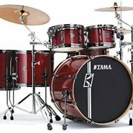 Tama Superstar Hyperdrive 5pc Drum Shell Pack - Classic Cherry Wine