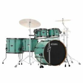 Tama Superstar Hyperdrive 5pc Drum Shell Pack - Sea Foam Green