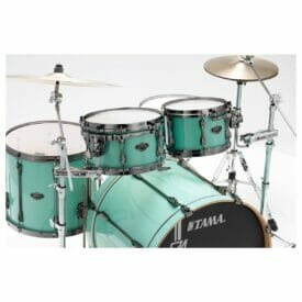Tama Superstar Hyperdrive 4pc Drum Shell Pack - Sea Foam Green