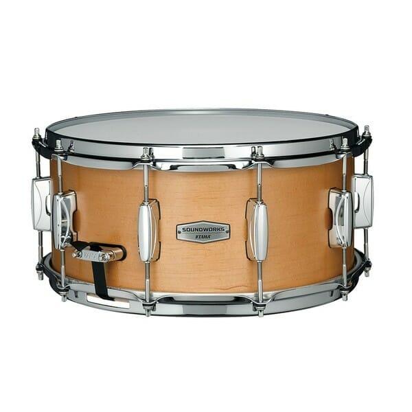 "Tama 14"" x 6.5"" Snare Drum - Matte Vintage Maple"