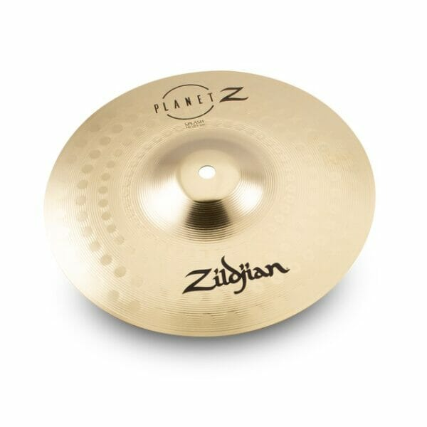 """Zildjian 10"""" Planet Z Splash Cymbal"""