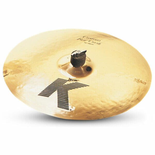 "Zildjian 18"" K Custom Fast Crash Cymbal"
