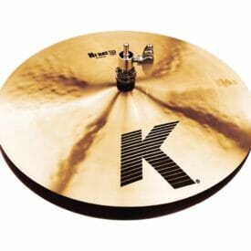 "Zildjian 13"" K Matched Hi-Hat"