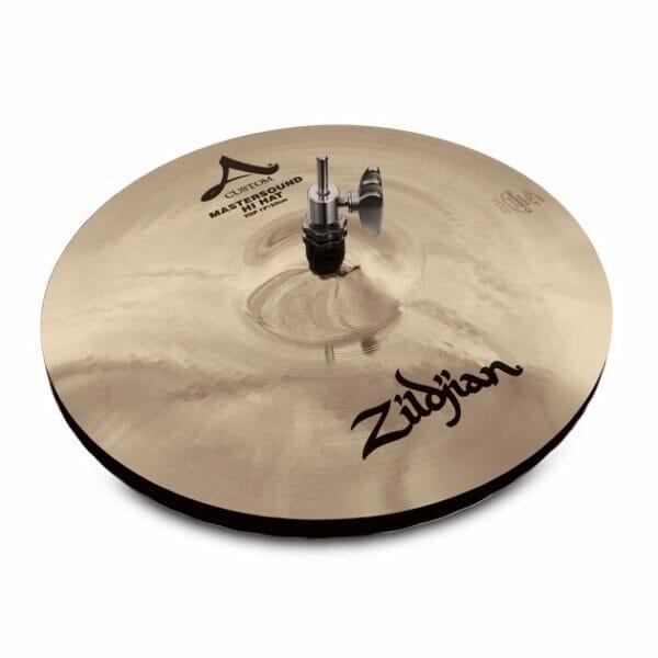 "Zildjian 15"" A Custom Mastersound Hi-Hat"