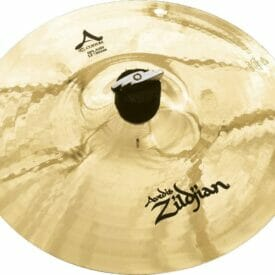 "Zildjian 12"" A Custom Splash Cymbal Brilliant Finish"
