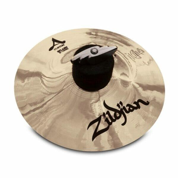 "Zildjian 10"" A Custom Splash Cymbal Brilliant Finish"