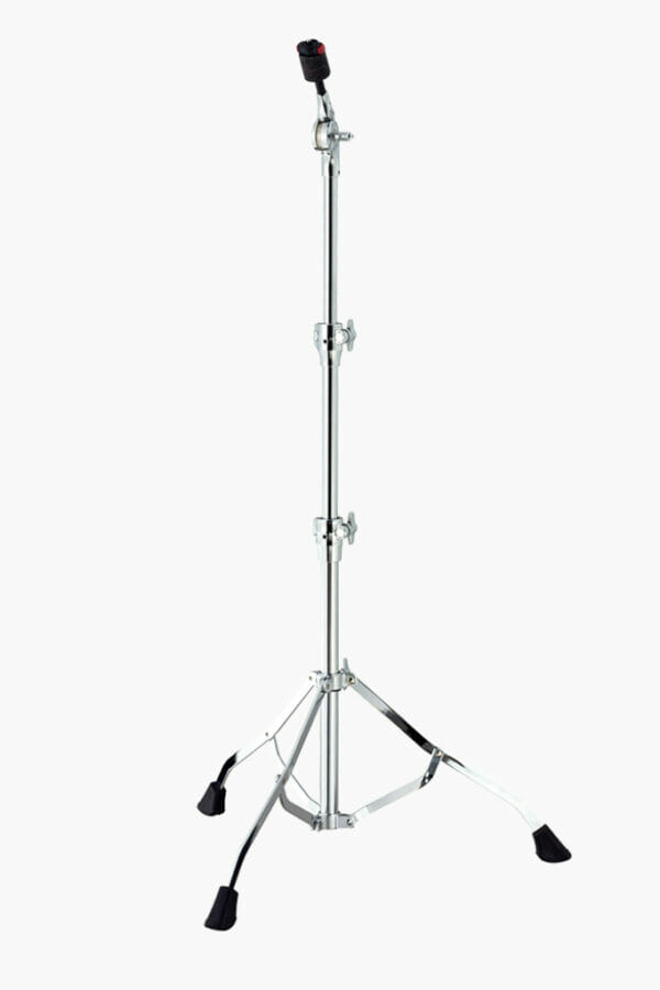 "25% Light Weight *Compared with Roadpro double braced leg model •25.4mm Diameter Base Section Tubing •Quick-Set Tilter •Quick-Set Cymbal Mate •Glide-Tite Grip Joint •Single Braced Legs •Weight: 3.1kg (6.13lbs) •Height Adjustment Range: 710mm - 1,410mm (28"" - 55 1/2"")"