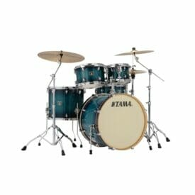 Tama Superstar Classic - 5 Piece Shell Pack - Blue Lacquer Burst