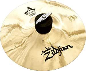 "Zildjian 8"" A Custom Splash Cymbal Brilliant Finish"