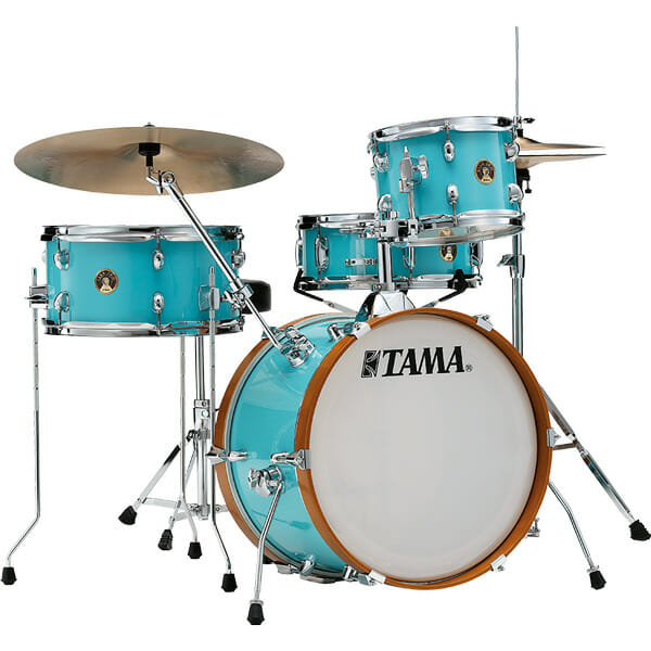 Tama Club Jam Shell Pack - Aqua Blue (w/Hardware)