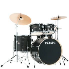 Tama Imperialstar 5pc Shell Pack - Black Oak Wrap