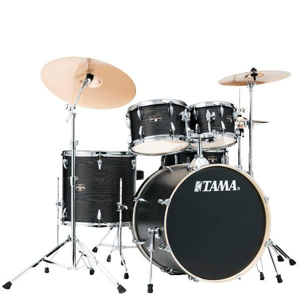 Tama Imperialstar 5pc Shell Pack - Black Oak Wrap