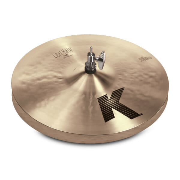 "Zildjian 15"" K Light Hi-Hat"