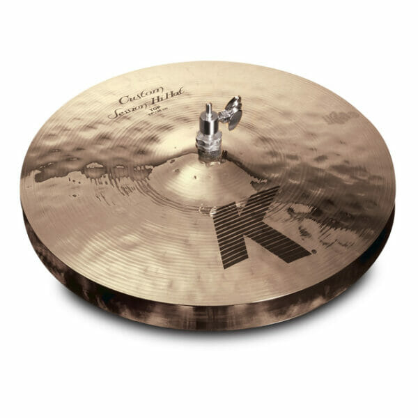 "Zildjian 14"" K Custom Session Hi Hat"