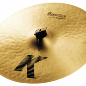 "Zildjian 15"" K Dark Crash Thin"