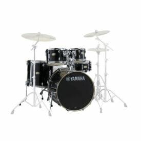 "Yamaha Stage Custom Birch 22"" Shell Pack - Raven Black"