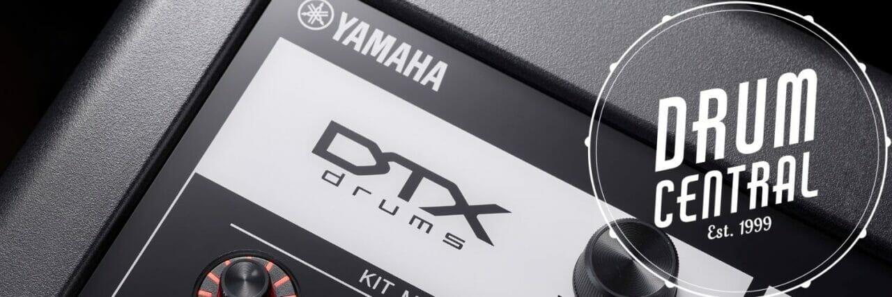 Yamaha DTX6 Series Drum Kits