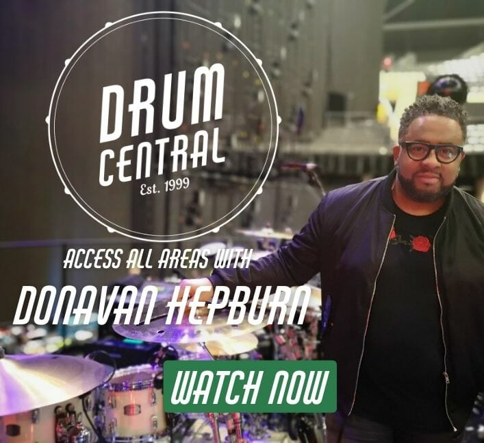 Access All Areas With Donavan Hepburn