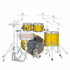 Mapex Saturn Evolution 4pc Tuscan Yellow