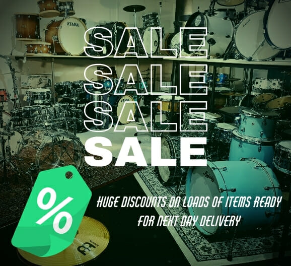 Drum Central Sale Now On