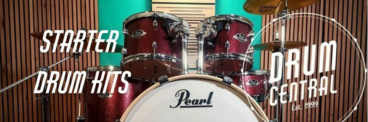 Starter Drum Kits