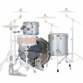 Mapex Saturn Evolution Iridium Silver